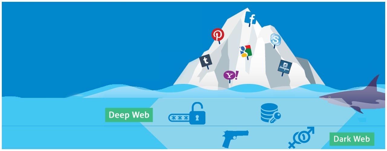 Progetto MASSERE - Deep Web vs Dark Web